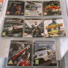 SONY PLAYSTATION  - PS3 - GAMES - VARIOUS TITLES - Select the Game you want