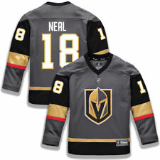 James Neal Vegas Golden Knights Fanatics Branded Youth Home Replica Player
