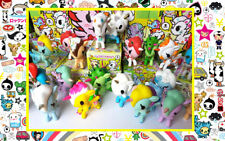 Tokidoki series 4,Genuine Boxed Unicorno,With foil,+ Keyring,Keychain,New