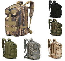 30L Sports Men Backpack Tactical Military Shoulder Bag Camping Travel Pack Pouch