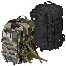 SAC A DOS MULTI-COMPARTIMENTS VOYAGE MILITAIRE OUTDOOR PAINTBALL