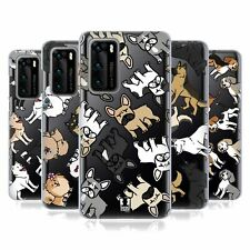 HEAD CASE DESIGNS DOG BREED PATTERNS SOFT GEL CASE FOR HUAWEI PHONES