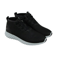 Skechers Ascent Spike Fork Mens Black Athletic Lace Up Training Shoes