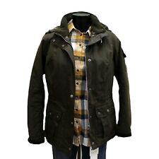 Barbour Women's Redcliffe Wax Jacket in Olive - Size 14
