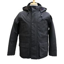 Barbour Mens Woodfold Jacket - Navy - S, L & XL