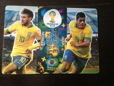 DOUBLE TROUBLE Panini ADRENALYN World Cup 2014