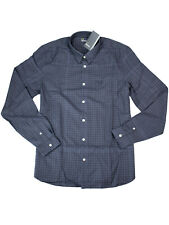 Fred Perry Button-Down Langarmhemd M4514 738 Distorted Gingham #7382