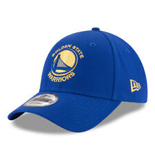 CAPPELLO NEW ERA GOLDEN STATE WARRIORS 9FORTY, NBA, BASKET, BLU / GIALLO, UNISEX
