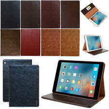 "LUXURY CUERO COVER PARA APPLE IPAD PRO 9.7"" Funda protectora tableta Inteligente"