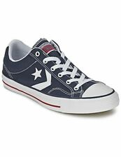 Converse  Scarpe STAR PLAYER CORE CANVAS OX  - Blu Tessuto
