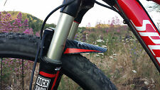 PARAFANGHI PER MOUNTAIN BIKE CICLISMO YOU MTB FENDER 1 COPPIA=2PZ.