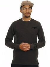 DC Charcoal Heather Hazen Crew Sweater