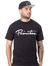 Primitive Black Nuevo Script Core T-Shirt