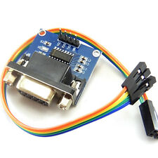 RS232 to Female TTL Serial Port Connector With Cable Module Converter MAX3232