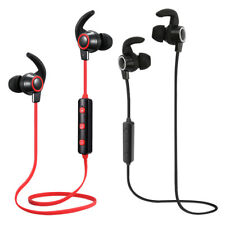 In-Ear Earphones Sport Bluetooth Wireless Headsets with Mic Mobile H6