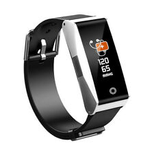 Smart Watch Fit Sports Activity Tracker Pedometer Heart Rate Monitor