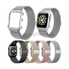 Bandkin Replacement Milanese Loop Stainless Steel Watch Band for Apple Watch