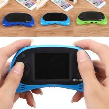 RS-8D 2.5'' LCD 8 Bit Built-in 260 Classic Games Handheld Game Console B25F