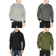 JACK & JONES Jcokari Sweat Hood Camp, Cappuccio Uomo - NUOVO
