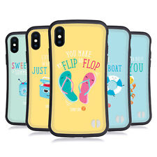 OFFICIAL MUY POP SUNNY SIDE UP SUMMER HYBRID CASE FOR APPLE iPHONES PHONES
