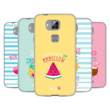 OFFICIAL MUY POP SUNNY SIDE UP FRUITS SOFT GEL CASE FOR HUAWEI PHONES 2
