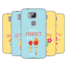 OFFICIAL MUY POP SUNNY SIDE UP MIX SOFT GEL CASE FOR HUAWEI PHONES 2