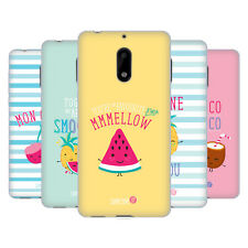 OFFICIAL MUY POP SUNNY SIDE UP FRUITS SOFT GEL CASE FOR NOKIA PHONES 1