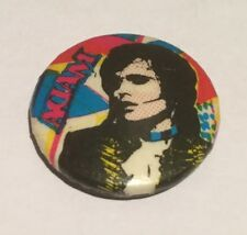 Vintage Adam Ant Badges Adam And The Ants Ant Music New Wave Pop Music