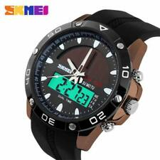 Skmei Solar Power Energy Men Sports Watches Digital Quartz Watch Relogio Masculi