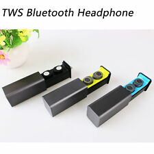 Auriculares Cascos i7 TWS inalambricos bluetooth compatibles con iPhone Android