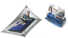 SEA TO SUMMIT MOSQUITO PYRAMID NET * MOSKITONETZ * 220 x 120 x 100 CM - 82 GRAMM
