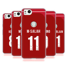 LIVERPOOL FC LFC 2018/19 PLAYERS HOME KIT 1 GEL CASE FOR AMAZON ASUS ONEPLUS
