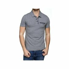 Guess Polo SS Bill Gris