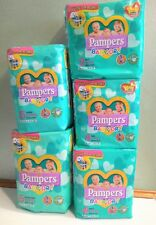 PAMPERS BABY DRY PANNOLINI TAGLIE MINI MIDI MAXI JUNIOR EXTRALARGE