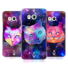 HEAD CASE DESIGNS GALAXY CATS HARD BACK CASE FOR HTC PHONES 1