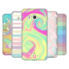 HEAD CASE DESIGNS CHARMING PASTELS HARD BACK CASE FOR HTC PHONES 1