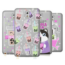 HEAD CASE DESIGNS BUBBLE TEA SOFT GEL CASE FOR SAMSUNG PHONES 2