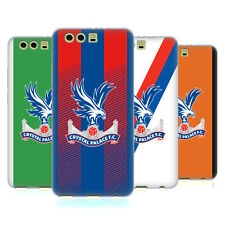 OFFICIAL CRYSTAL PALACE FC 2018/19 PLAYERS KIT SOFT GEL CASE FOR HUAWEI PHONES