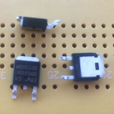 4x MBRD320G Diode Schottky rectifying 20V 3A DPAK ON SEMICONDUCTOR