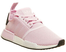 Womens Adidas Nmd R1 Trainers Clear Pink White Trainers Shoes