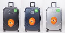 Lightweight Suitcase 4 Wheel Luggage Travel Trolley Case Hardshell 3 Of Set