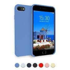 Funda Dura Apple iPhone 7 8 Suave acabado Silicona Carcasa Hard Case