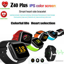 "1.54"" Smartwatch Band Reloj Inteligente Bluetooth Impermeable Pulsómetro Pulsera"