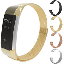 Stainless Steel Band Wrist Watch Strap Bracelet Clasp For Fitbit Charge 2 US