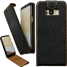 Cover in Cuoio per Apple / Samsung/Huawei Smartphone Cellulare