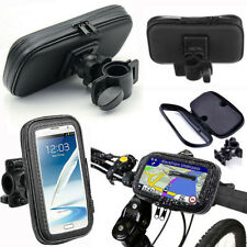 360° Weather Resistant Bicycle Bike Mount Stand Case Holder For iPhone Samsung