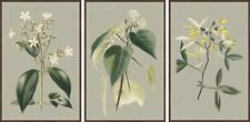 Marmont Hill Tiny Blooms Triptych