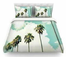 Paradise and Heaven by Richard Casillas Featherweight Duvet Cover