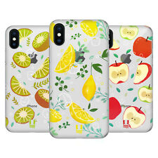 HEAD CASE DESIGNS FRUITY REFRESHMENTS HARD BACK CASE FOR APPLE iPHONE PHONES