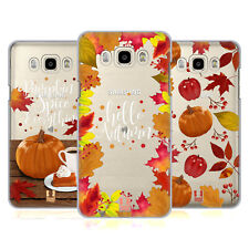 HEAD CASE DESIGNS AUTUMN ILLUSTRATION HARD BACK CASE FOR SAMSUNG PHONES 3